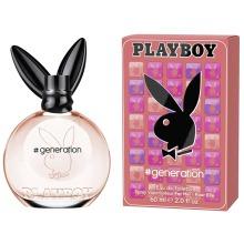 Playboy Generation Women Eau De Toilette 60 ml