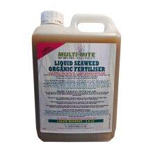 MULTI MITE Liquid Seaweed Organic Fertiliser - 2.5L
