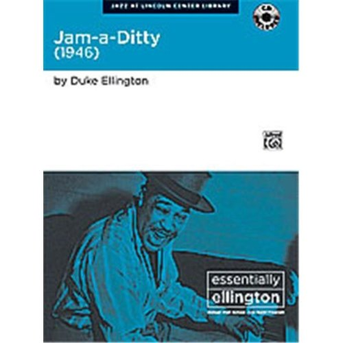 Alfred 00-28044 JAM A DITTY-JLC W-CD