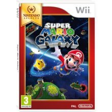 Nintendo Selects: Super Mario Galaxy (Nintendo Wii)
