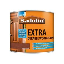 Sadolin 5028558 Extra Durable Woodstain Rosewood 500ml