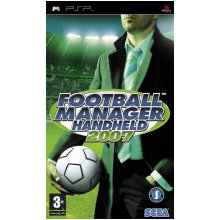 Football Manager 2007 (PSP) - Used