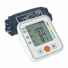 2020 Digital Automatic Blood Pressure Monitor Upper Arm Heart Rate