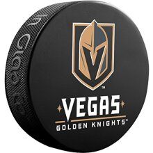 Vegas golden Knights Official Basic Souvenir Hockey Puck