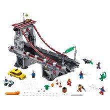 LEGO 76057 Spider-Man: Web Warriors Ultimate Bridge Battle