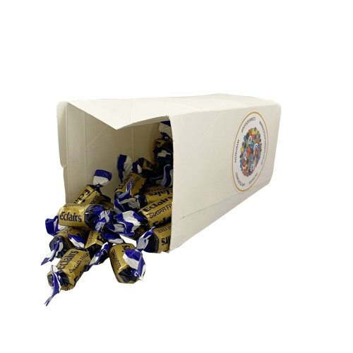 250g Carton of Stockleys Sugar Free Chocolate Eclairs