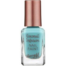 Barry M Nail Paint 10ml Coconut Infusion Scuba Nail Polish