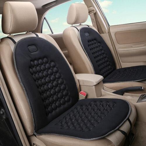 Car Seat Cushion Protector Universal Orthopaedic Padded Massage Back
