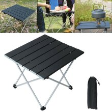Aluminium Frame Portable folding stool camping Table Stool Lightweight