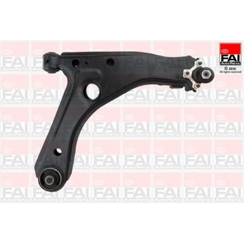Front Left FAI Wishbone Suspension Control Arm SS8950 for Volvo XC60 2.4 Litre Diesel (10/10-12/12)