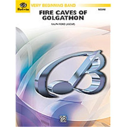 Alfred 00-24692 FIRE CAVES OF GOLGATHON-VBB