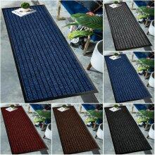 Heavy Duty Non Slip Rubber Barrier Mat Hallway Rug