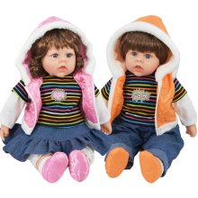 """The Magic Toy Shop 20"""" Large Lifelike Realistic Toddler Doll"""