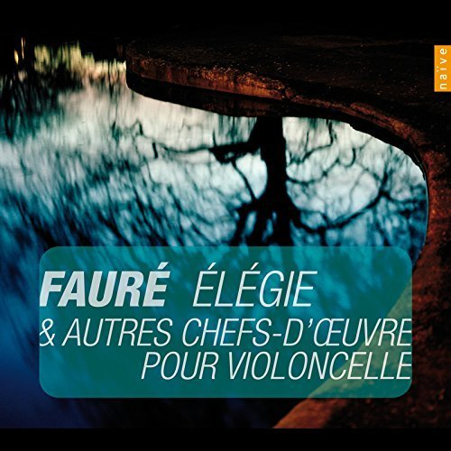 Emmanuel Krivine - Faure: Elegie and other Masterpieces for Cello [CD]