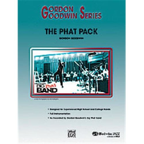 Alfred 00-26889 PHAT PACK THE-JGG