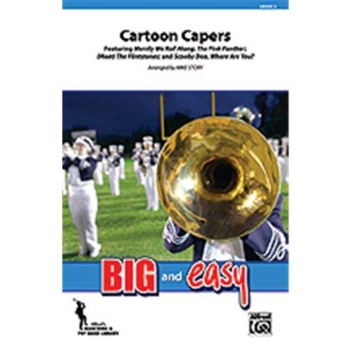 Alfred 00-36472 CARTOON CAPERS-B&E