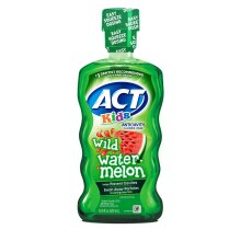 ACT Kids Anticavity Fluoride Rinse Wild Watermelon 16.9 Ounce