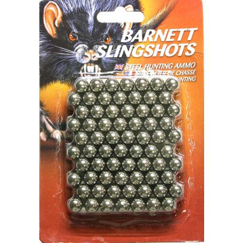 Barnett Slingshot catapult Ammo - metal - Pack of 140