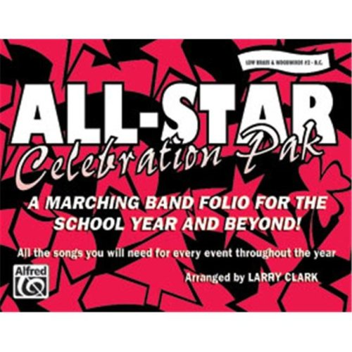 Alfred 00-MBF9711 All-Star Celebration Pak - Music Book