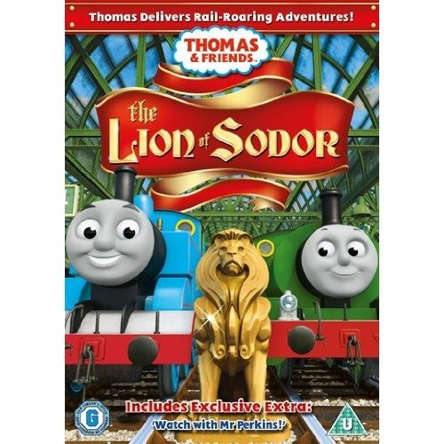 Thomas & Friends - The Lion Of Sodor DVD [2011]