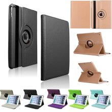 360 Case Rotatable Protective Smart Stand Cover For Apple iPad 10.2 7th Generation 2019 / 10.2 8th Generation 2020