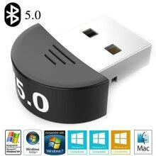 Bluetooth 5.0 Wireless USB PC Dongle Adapter