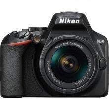 Nikon D3500 DSLR Camera With AF-P 18-55mm VR Lens