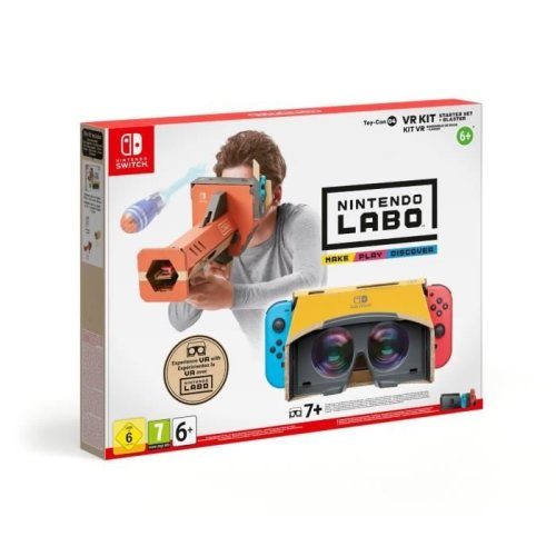 Nintendo Switch Labo VR Starter Set + Blaster