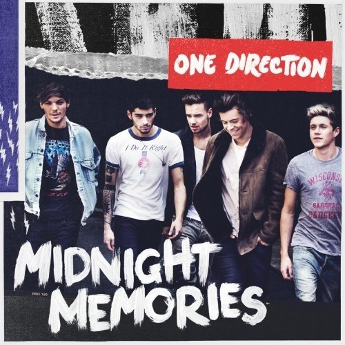 One Direction - Midnight Memories [CD] - Used