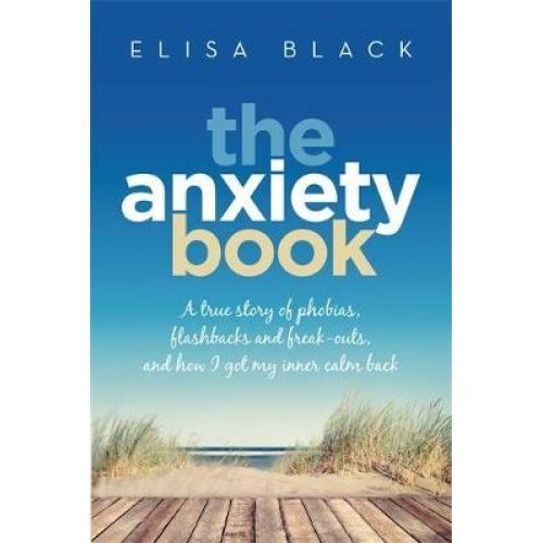 The Anxiety Book - Used