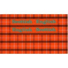 Scottish-english, English-scottish - Used