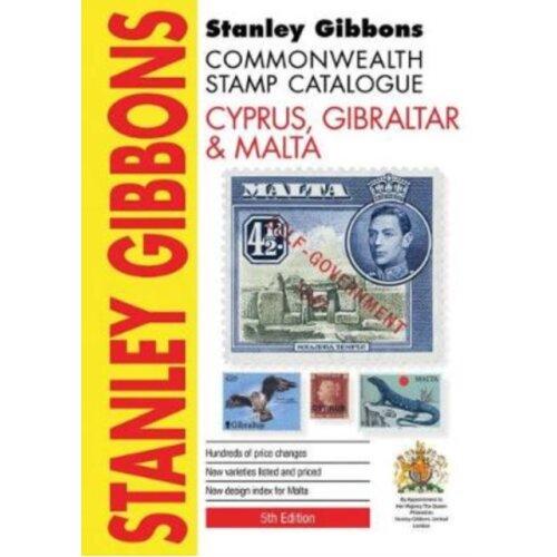 Cyprus Gibraltar & Malta by Jefferies & Hugh