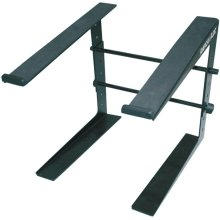 Universal Laptop Stand TTS Table Top Rubberized bearing area Made of metal