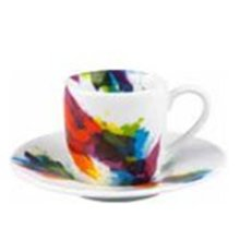 Konitz 44 5 053 1694 On Color Espresso Cups - Set of 4