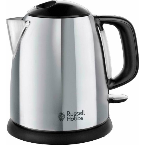 Russell Hobbs Classic Polished Stainless Steel Cordless Electric Kettle 1L?2400W