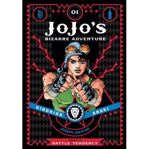 Jojo's Bizarre Adventure: Part 2 - Battle Tendency, Vol. 1: Battle Tendency Part 2