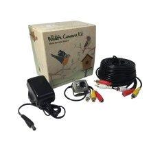 Wired CMOS Bird Box Camera Kit With 20m Wire | Wildlife Camera Kit