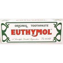 Euthymol Original Toothpaste 75ml 3 (triple pack)