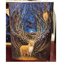 The Way Back Greetings card by Hannah willow