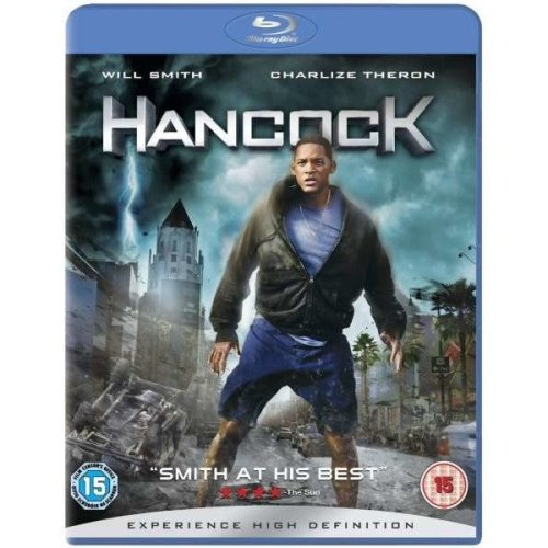 Hancock Blu-Ray [2009] - Used