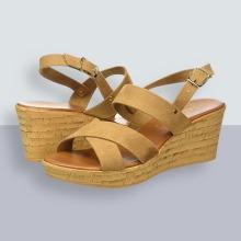 Lotus Girl's Angelica Open Toe Sandals