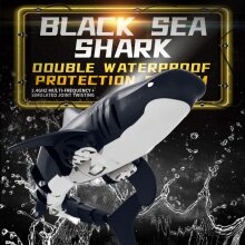 Remote Control Electronic Shark Toy