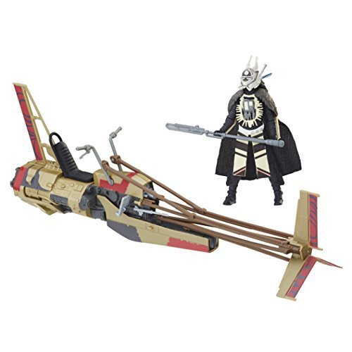 Star Wars?Force Link 2.0 Enfys Nest Action Figure and Swoop Bike