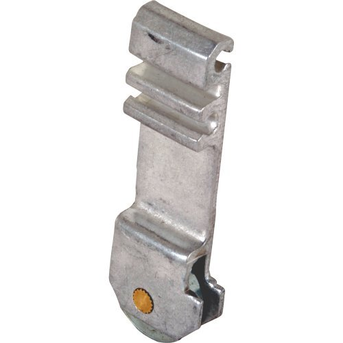 Prime-Line Products G 3124 Sliding Window Roller Assembly with Flat Steel Ball Bearing Wheel,(Pack of 2)