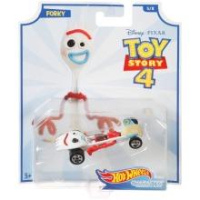 Disney Hot Wheels GCY57 Pixar Toy Story 4 - Forky Vehicle (GCY52)