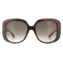 Dior Sunglasses Lady Lady 1 EL5 HA Havana and Red Brown Gradient