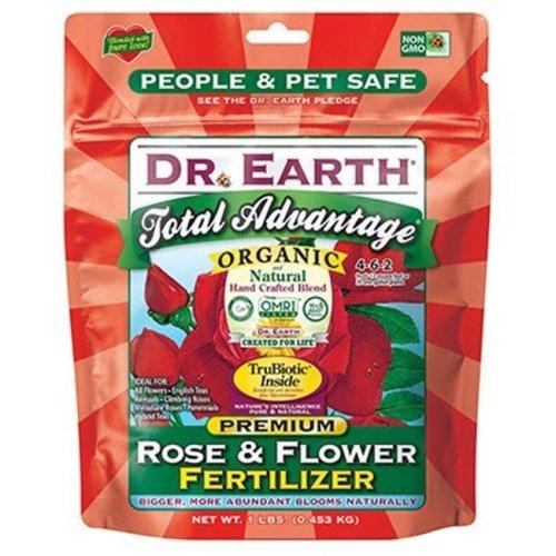 Dr Earth 219792 lbs Rose & Flower Fertilizer