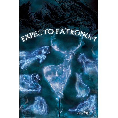 Harry Potter Patronus Poster