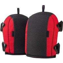 Flooring and Roofing Knee Pads and No-slip Leather Strong Double Adjustable Pads