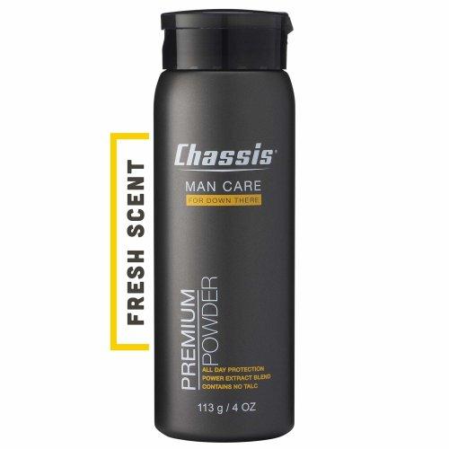 Chassis Premium Body Powder for Men | Original Fresh Scent